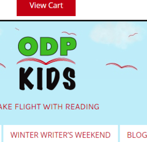 odpkids website view