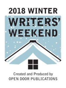 2018 Winter Writers Weekend logo