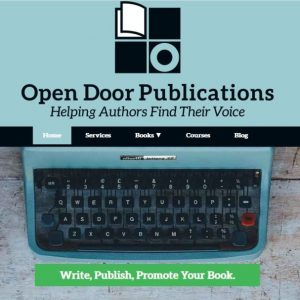 open door publications front page