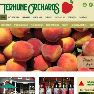 terhune orchards front page